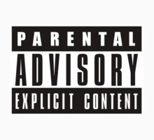 Parental Advisory by Pullovers
