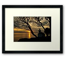 Dreaming of San Juan Framed Print