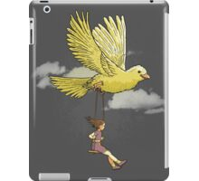 Higher, up to the sky!! iPad Case/Skin