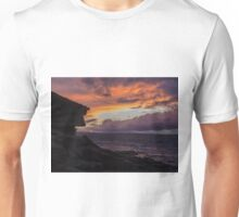 Scottish sunset Unisex T-Shirt