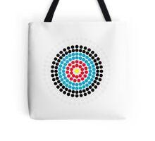 Olympics Bullseye Tote Bag