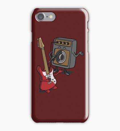 I wanna rock! iPhone Case/Skin