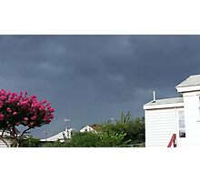 Severe Storm Warning 3 Photographic Print