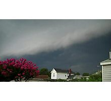 Severe Storm Warning 6 Photographic Print