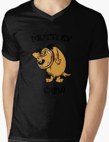 Muttley Crew  Mens V-Neck T-Shirt