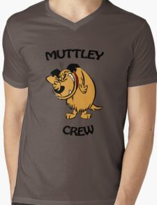Muttley Crew  Mens V-Neck T-Shirt