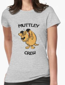 Muttley Crew  Womens Fitted T-Shirt