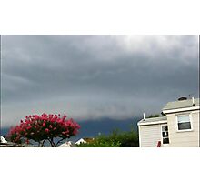 Severe Storm Warning 11 Photographic Print