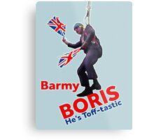 Boris Johnson Metal Print