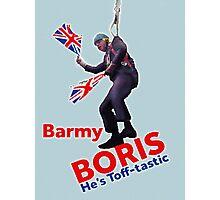Boris Johnson Photographic Print