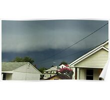 Severe Storm Warning 16 Poster
