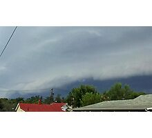 Severe Storm Warning 19 Photographic Print