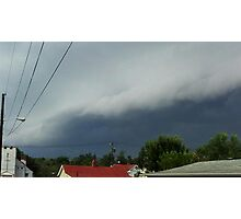 Severe Storm Warning 21 Photographic Print