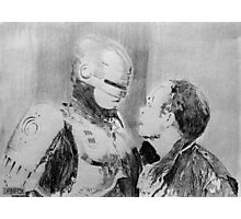 ROBOCOP vs BODDICKER Photographic Print