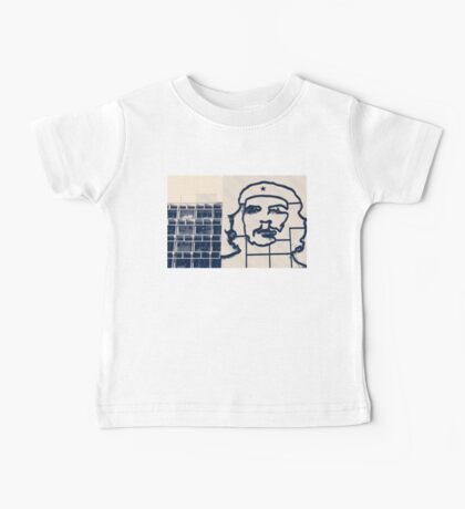 Che Lines Baby Tee