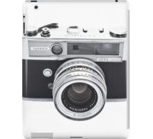 Vintage Camera Yashica iPad Case/Skin