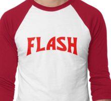 Flash Gordon - Saviour Of The Universe Men's Baseball ¾ T-Shirt
