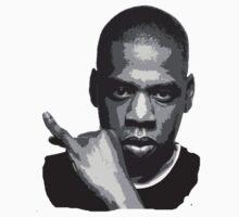 Jay Z by JamesSansom