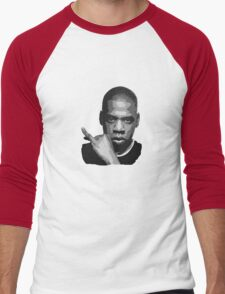 Jay Z Men's Baseball ¾ T-Shirt