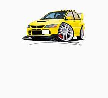 Mitsubishi Evo IX Yellow Unisex T-Shirt