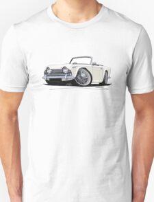 Triumph TR5 White T-Shirt