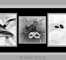 50 Shades Of Grey by AmandaJanePhoto