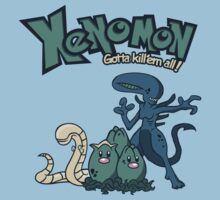 Xenomon Evolution by Baznet