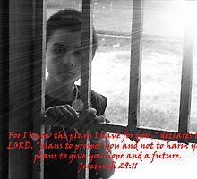"""""""Jeremiah 29:11""""  by Carter L. Shepard by echoesofheaven"""