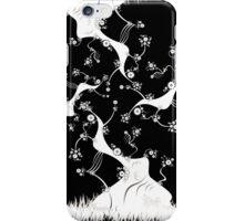 Strange tree -01 iPhone Case/Skin