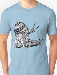 Snails Zentangle T-Shirt