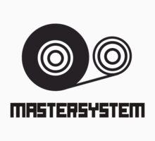 MasterSystem logo by ghostgrooverecs