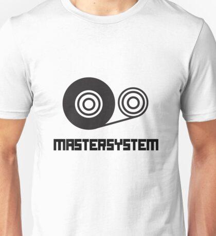 MasterSystem logo Unisex T-Shirt