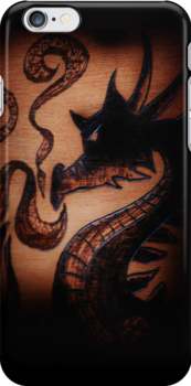 Dragon iPhone Cover by TheCroc1979