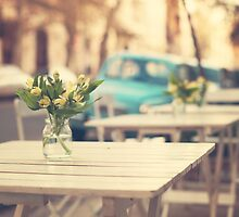 I'm gonna miss you a lot (Retro Pastel Coffee Shop in the Streets) by Andreka