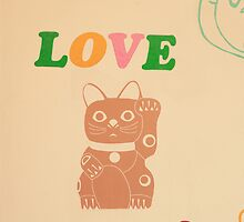 CAT'S LOVE  by Andreka