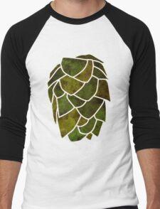 Hop Cone Men's Baseball ¾ T-Shirt