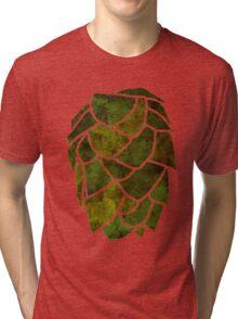 Hop Cone Tri-blend T-Shirt