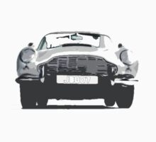 Aston Martin DB5 by JamesSansom