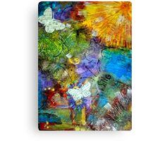 Let Everything with Breath SING- FINAL Canvas Print