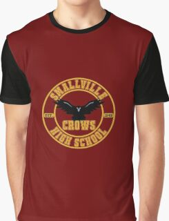 Smallville Crows Graphic T-Shirt
