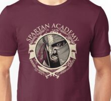 Spartan Academy - Full Color Version Unisex T-Shirt