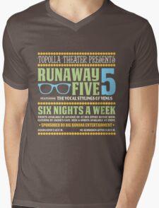 Live at Fourside Mens V-Neck T-Shirt