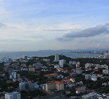 The Pattaya City!!! by Siddharth  Sheth