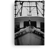 Hyannis Boat Canvas Print