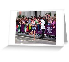 S Overall(Team GB) Greeting Card