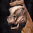 Terra Cotta Horse by SuddenJim