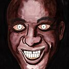 Ainsley Harriot by Dinah Stubbs