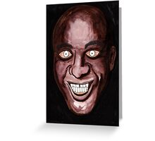 Ainsley Harriot Greeting Card