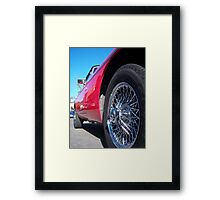 MGB V8 Framed Print