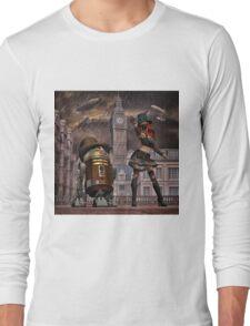 Steampunk Sci-Fi 2 Long Sleeve T-Shirt